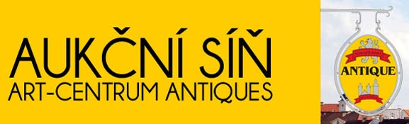 Aukční síň Art-Centrum Antiques